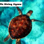 Turtle Diving Jigsaw